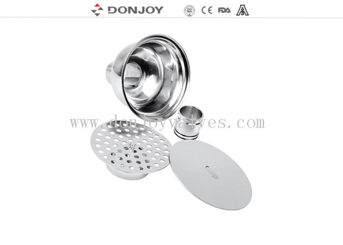 1''-4''SS316 &304 detachable ground leak  floor drain with inverted drain