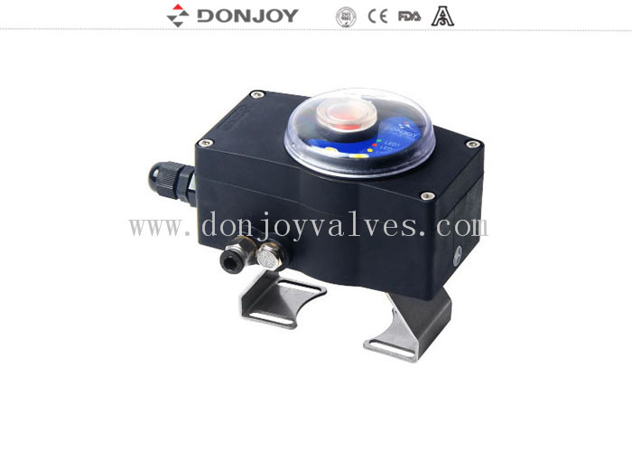 Intelligent positione /F top-1671 series digital valve position feedback unit for ball valve